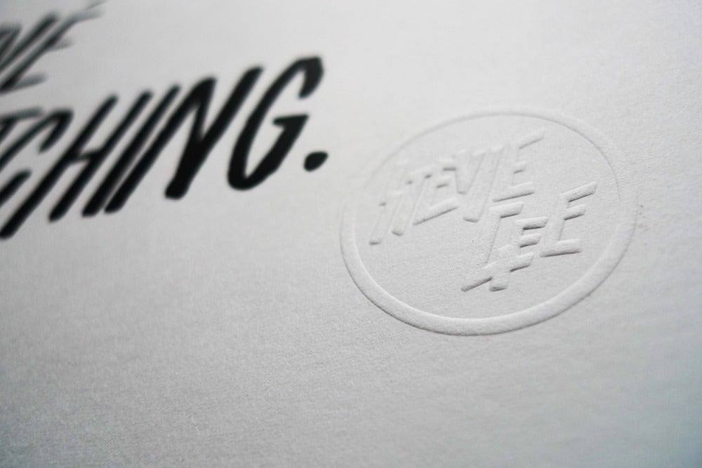 Image of LOVE MAKING LIMITED EDITION A1 SCREEN PRINT