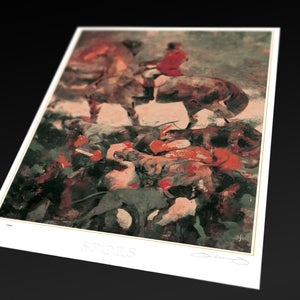 Image of A Fruitless Endeavor. Limited (100) Gallery Print