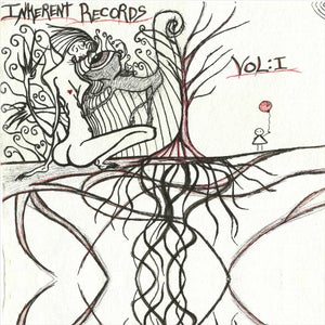 "Image of V/A - ""Inherent Records Compilation Vol. 1"" LP (US Christmas,Northless...)"