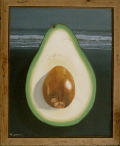 Image of Avocado  and Wave