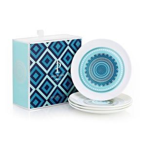 Image of Tidbit Plates - Set of 4 (Stella Collection)