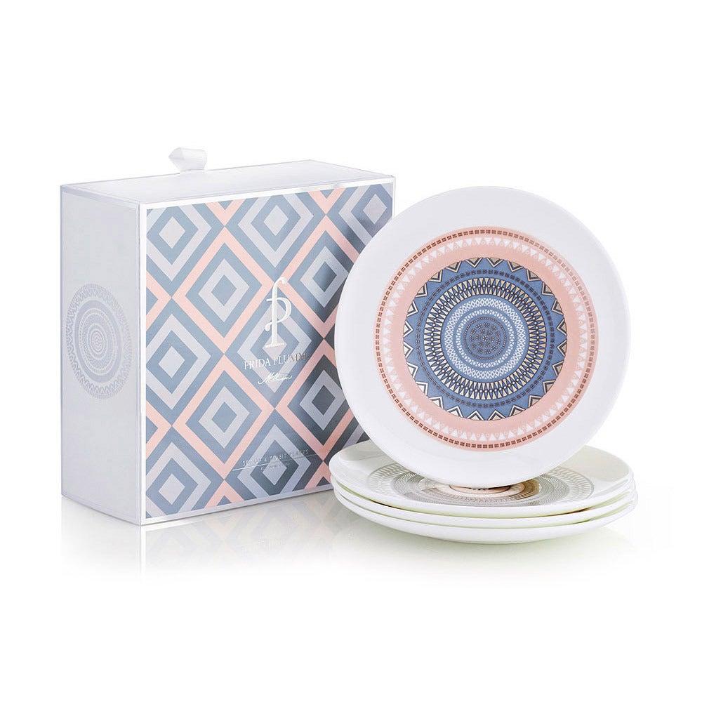 Image of Tidbit Plates - Set of 4 (Alba Collection)