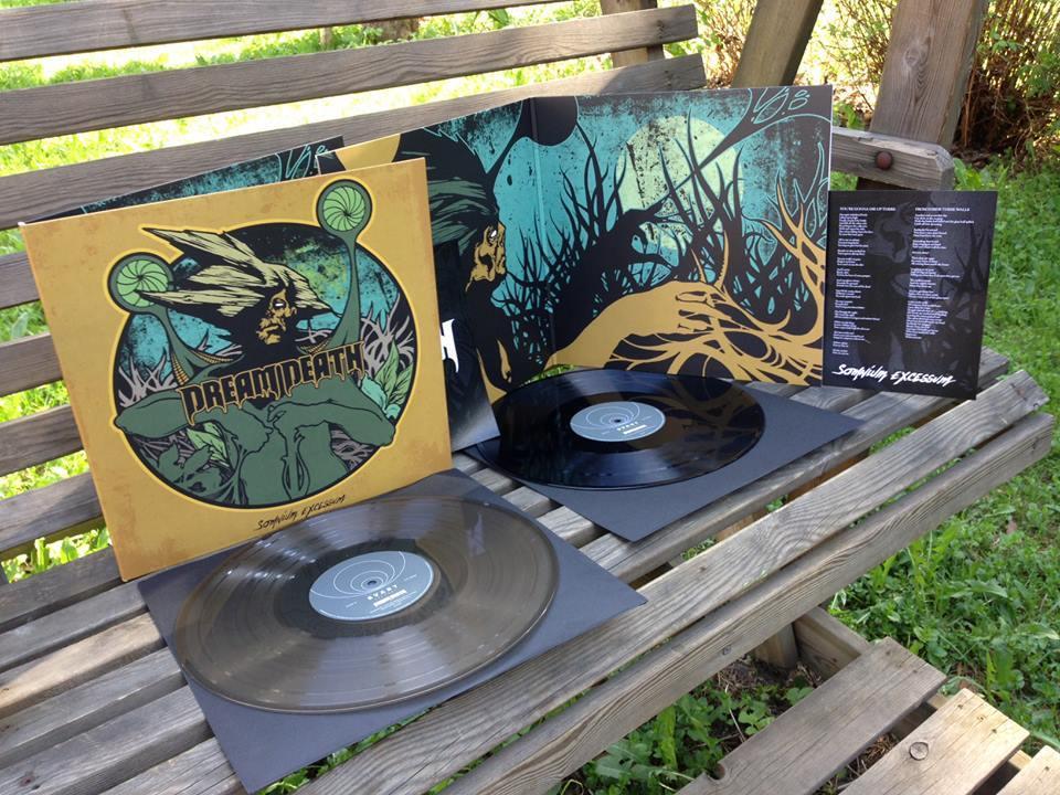 Image of Somnium Excessum Vinyl