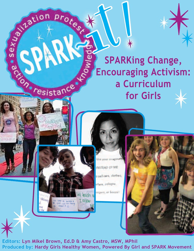 Image of SPARKit Curriculum hard copy