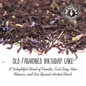 Image of Old Fashioned Birthday Cake