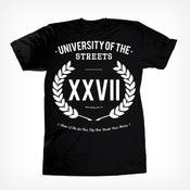 Image of University of the Streets tee