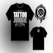 "Image of Tattoo Junkie  ""Tank Top"""