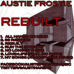 Image of Rebuilt Mixtape