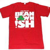 Image of Beantown Ish Tee Red