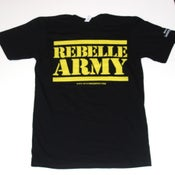 Image of ReBelle Army Tee Black