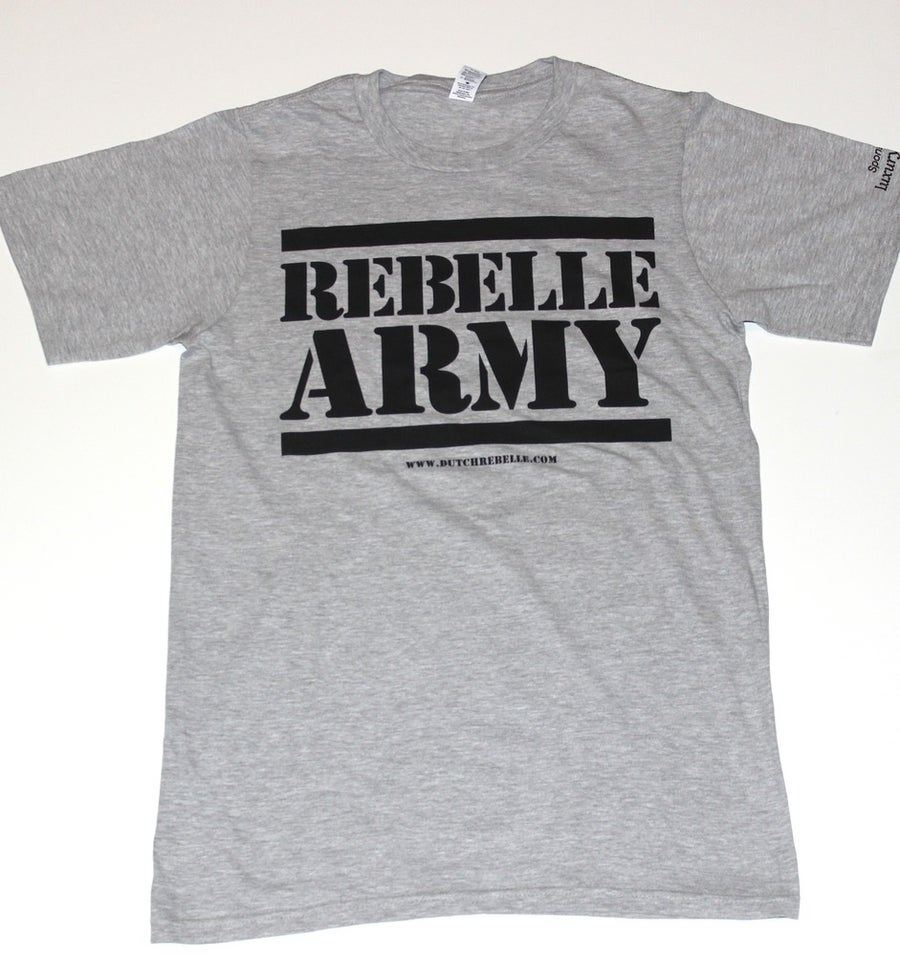 Image of Gray ReBelle Army