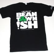 Image of Beantown Ish Tee Black