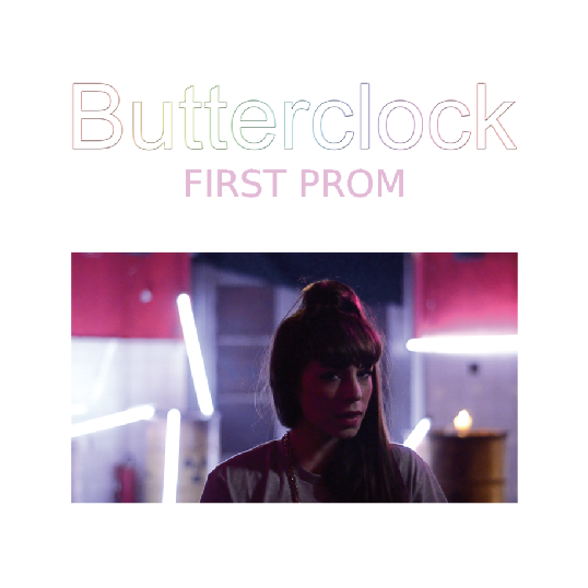 """Image of BUTTERCLOCK """"FIRST PROM"""" CD"""