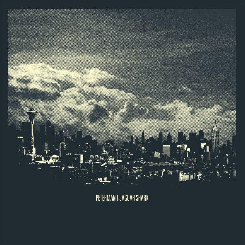 "Image of ""This City Will Eat Me Alive"" Peterman Split LP"