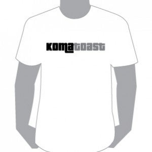 Image of KomaToast T-Shirt, White