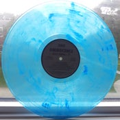 Image of Sharp Objects EP (Blue Swirl Vinyl)