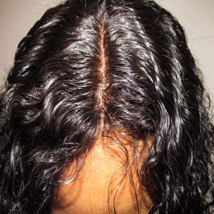 Image of Lace Closure Piece