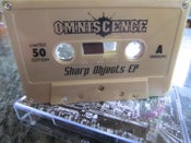 Image of Sharp Objects - GOLD CASSETTE **50 Only**