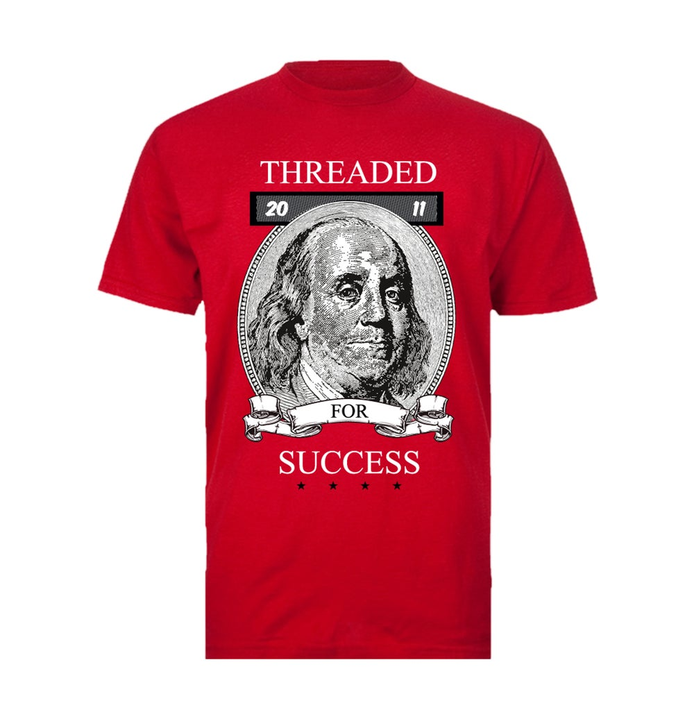 Image of Threaded for Success 1.0 (MENS | Red)