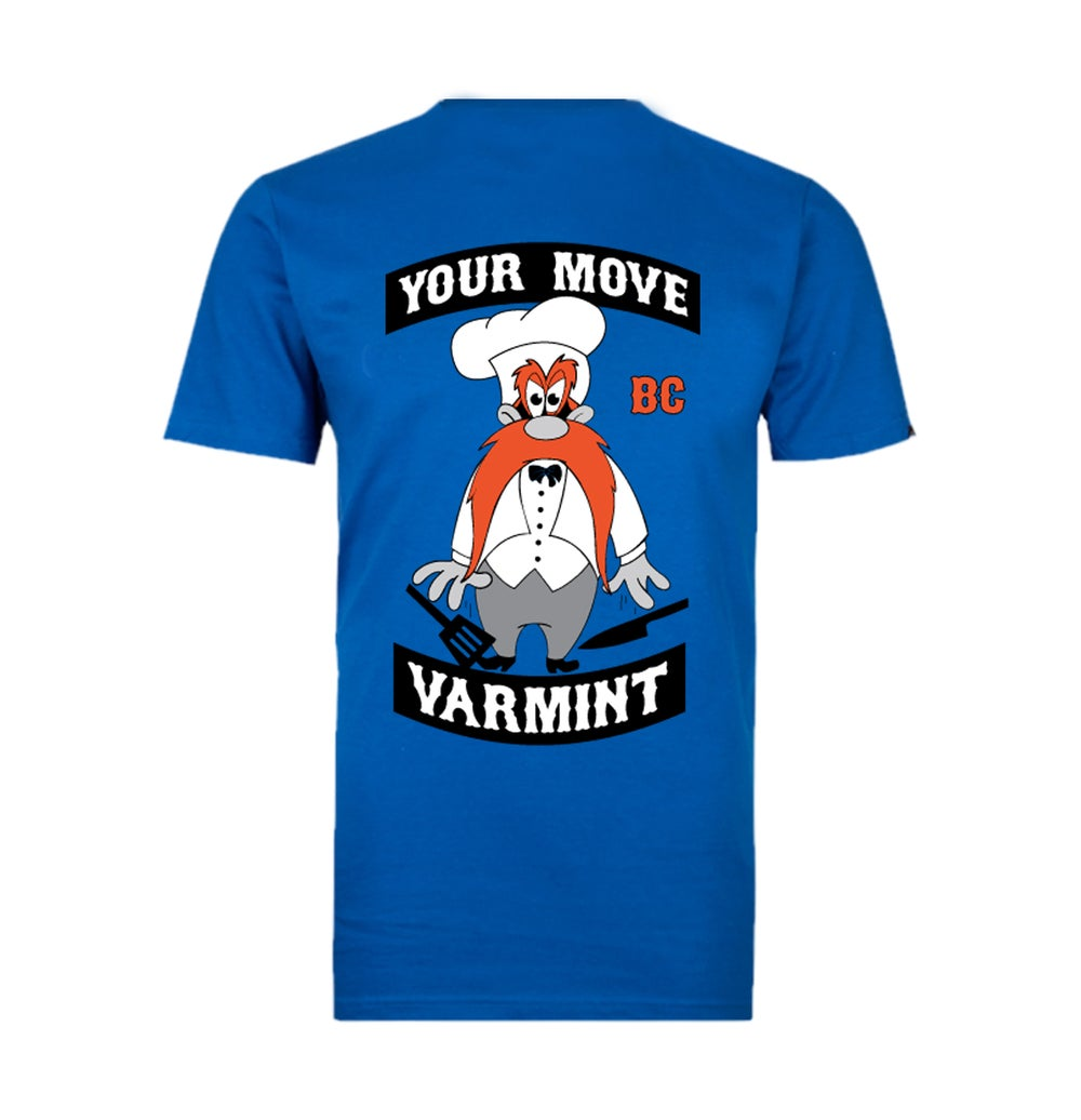 Image of Your Move (MENS | Blue)