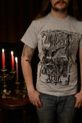 "Image of Shirt ""Headless Horseman"" Grey"