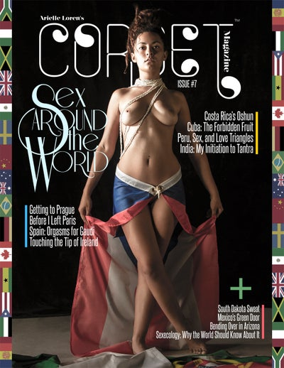 Image of Corset Magazine, Issue 7, Sex Around the World (Digital)