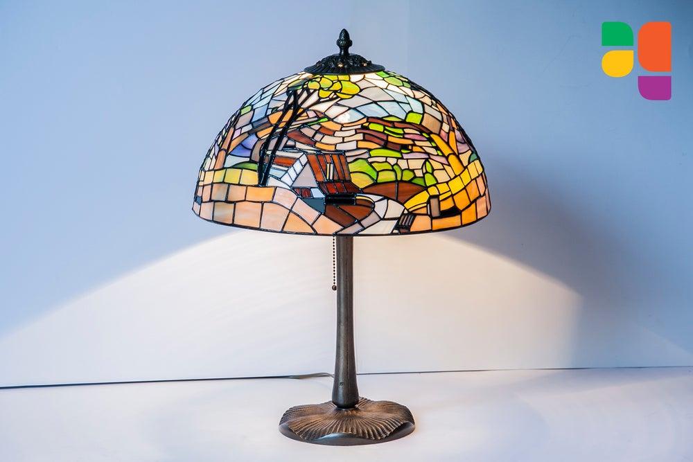 Image of Lampa Pejzaż Górski