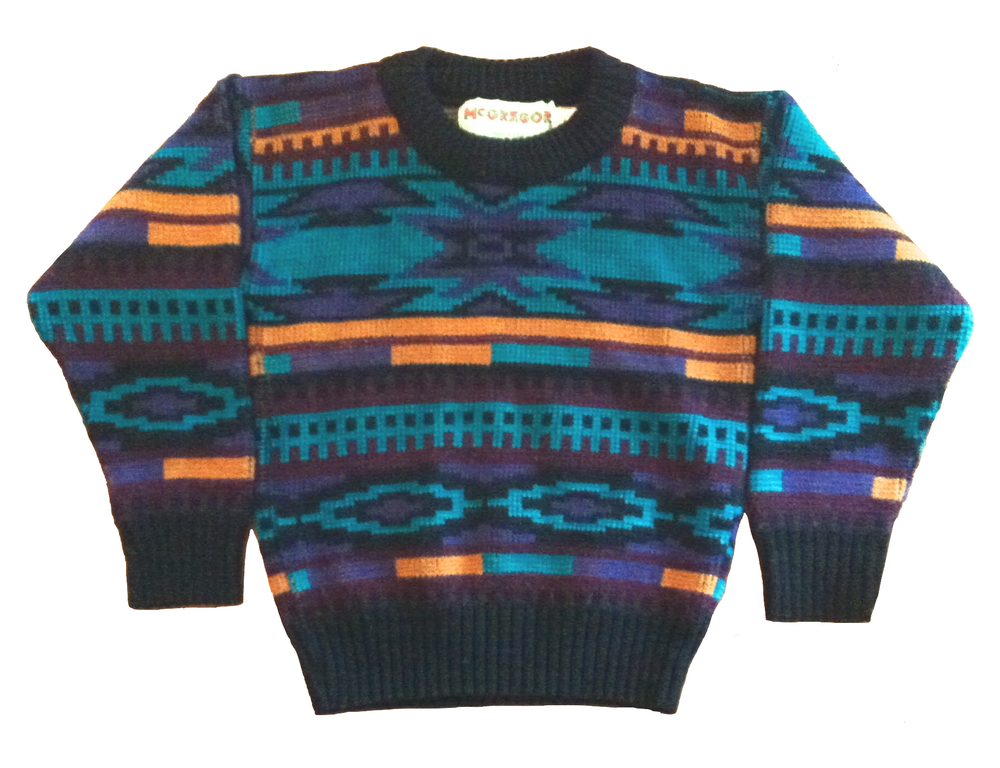 Image of McGregor Sweater (1980s)
