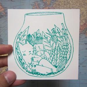 Image of  Terrarium Sticker