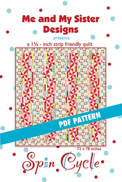 Image of Spin Cycle PDF pattern