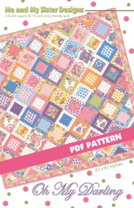 Image of Oh My Darling PDF pattern