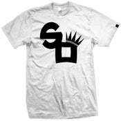 Image of SO Logo Shirt White