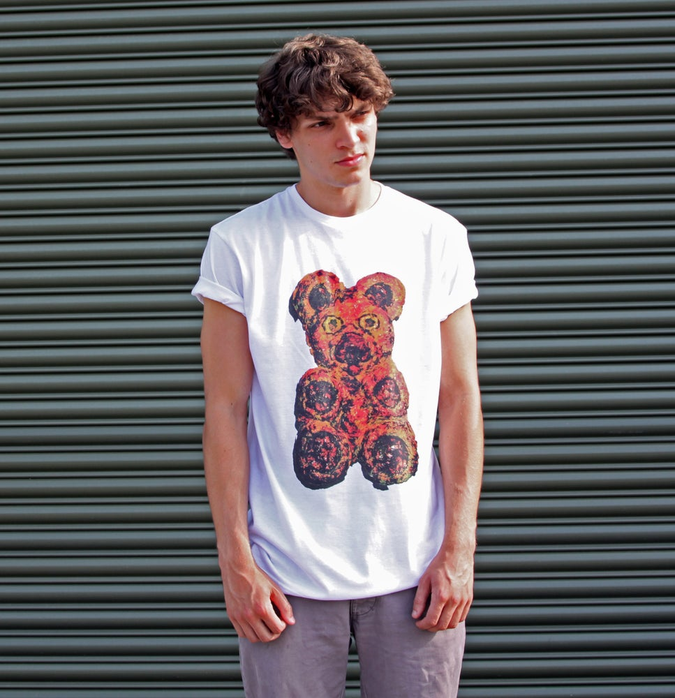 Image of Teddy Bare-Bear T-shirt