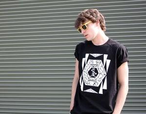 Image of Angular Birdman T-shirt