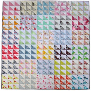 Image of Retro HST Quilt Pattern