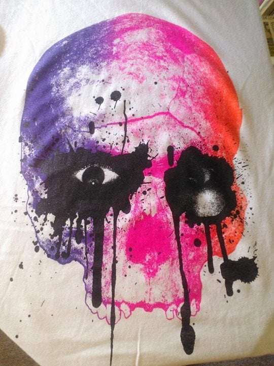 Image of Dead Meat Skell shirt