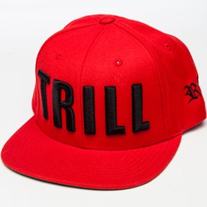 Image of TRILL (Snapback) RED