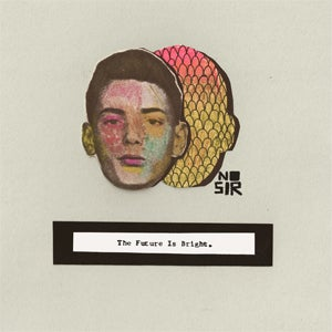 """Image of No Sir - The Future Is Bright 12""""LP"""