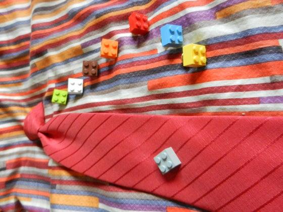 Image of Lego Tie Pins