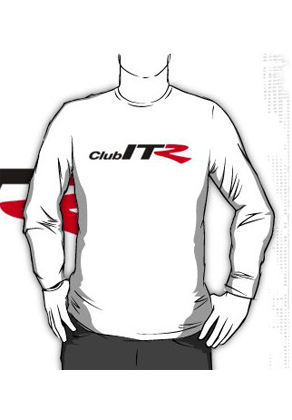 Image of OG ClubITR Long Sleeve (White)
