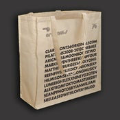 Image of Originals heavyweight canvas bag