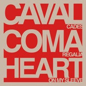 Image of Cavalcades/Coma Regalia/Heart On My Sleeve 3 way split 10'' MOSH017