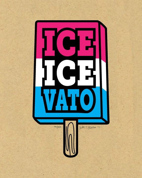 Image of Paleta ICE ICE VATO