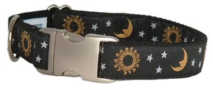 Image of Celestial - Dog Collar in the category  on Uncommon Paws.