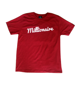 Image of Millionaire T-shirt (Red)