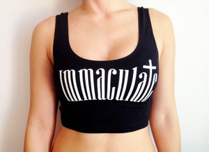 Image of Immaculate Crop Top
