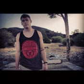 "Image of 3MG - ""We So Major"" Tank Top Black with Red Design"