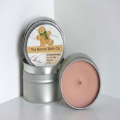 Image of Gingerbread Soy Candle in 6oz Tin