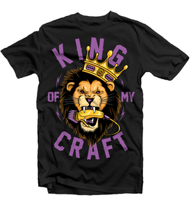 Image of King of My Craft Tee