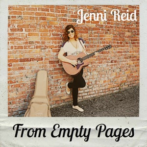 Image of From Empty Pages CD